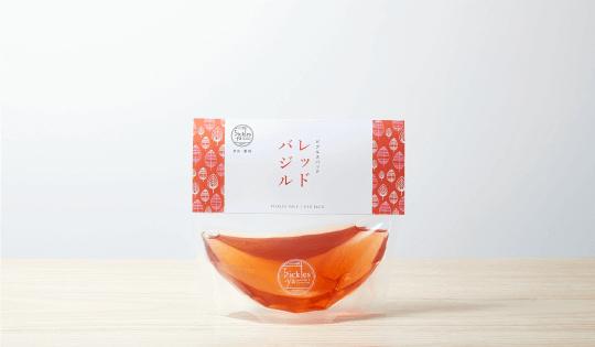 ピクルスパック/レッドバジル 【季節限定(7〜10月発売)】