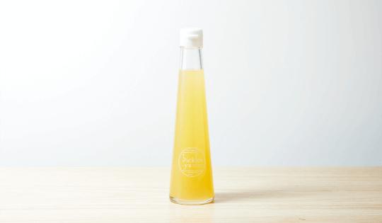 柚子のビネガードリンク/ はちみつ柚子ビネガー
